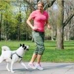 Превратите выгуливание собаки в занятия спортом