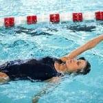 Плавание - лучший вид спорта для укрепления спины