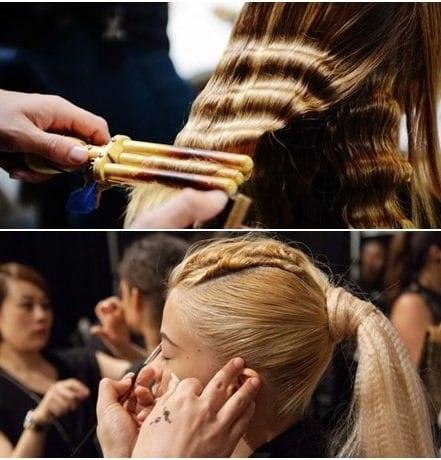 Вышивка на варежках вязаных