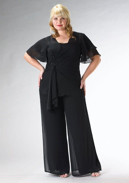 Платье Для Полных Женщин Купить В Магазине