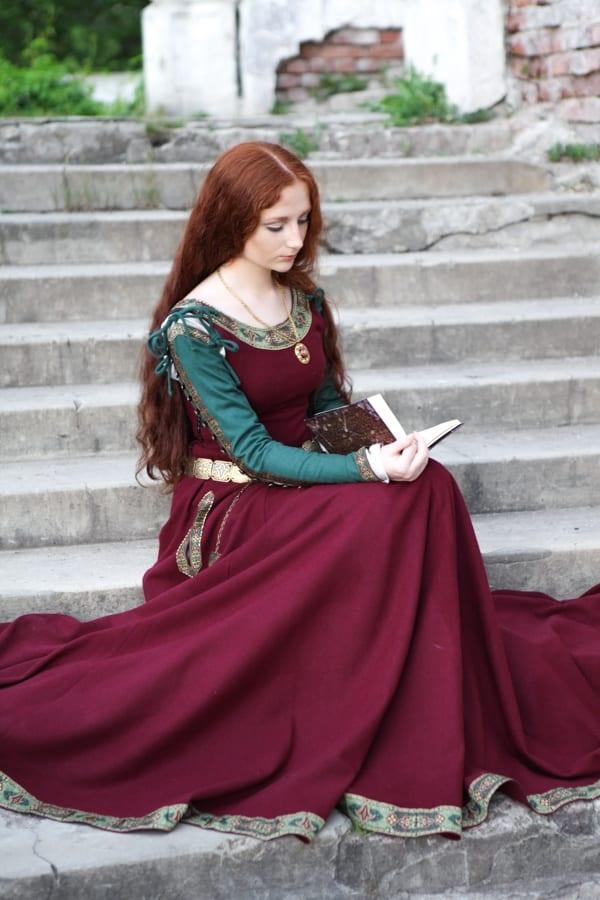 Что носили в Средние века
