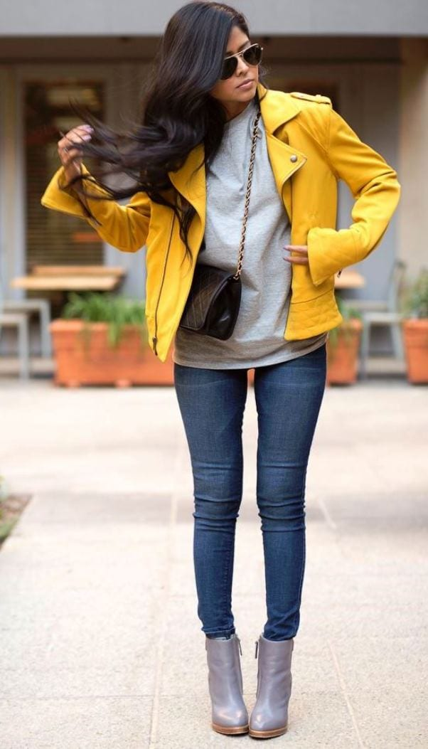 Цветная курточка