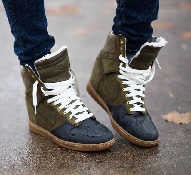 сникерсы обувь фото