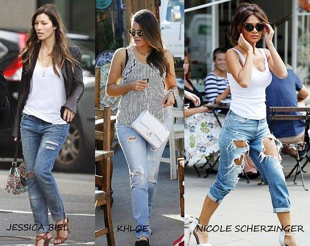 Звезды носят джинсы
