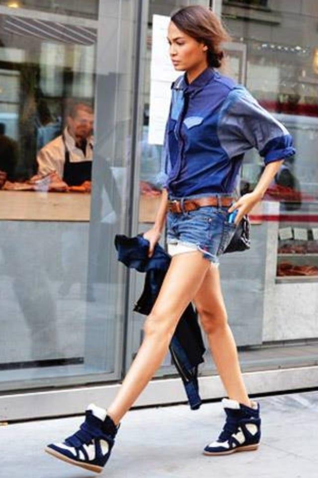 Обувь и одежда на лето
