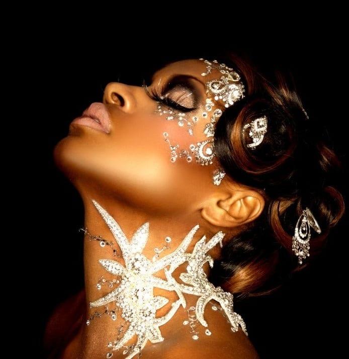 Стразы и искусственные бриллианты