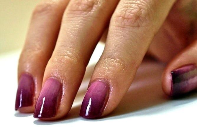 Красивые цвета лака для ногтей