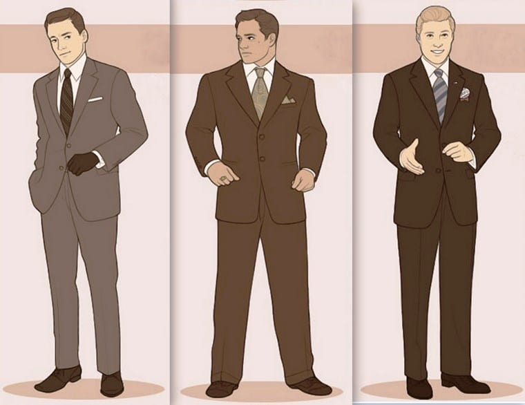 Как подобрать костюм