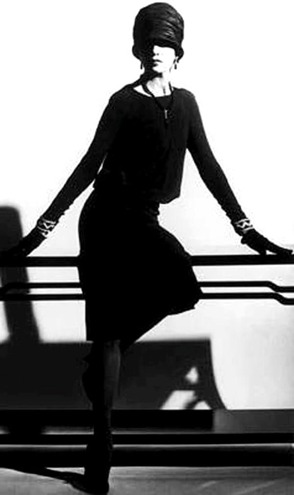 Платье от шанель 1926 г