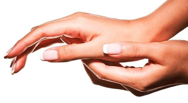 Диагноз по ногтям