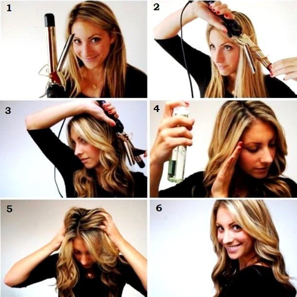 Простые причёски на короткие волосы в домашних условиях