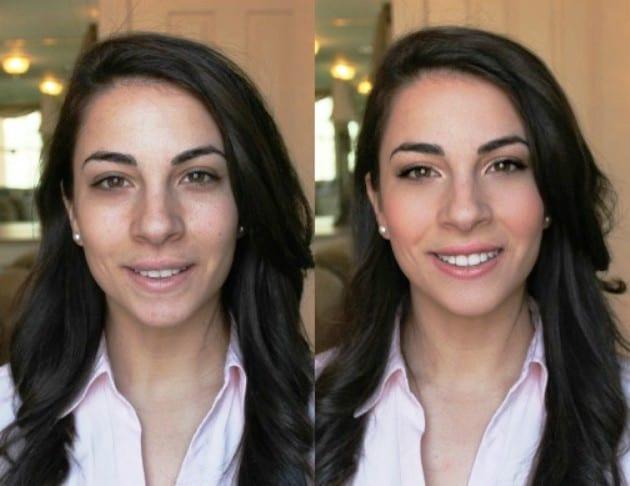 Офисный макияж