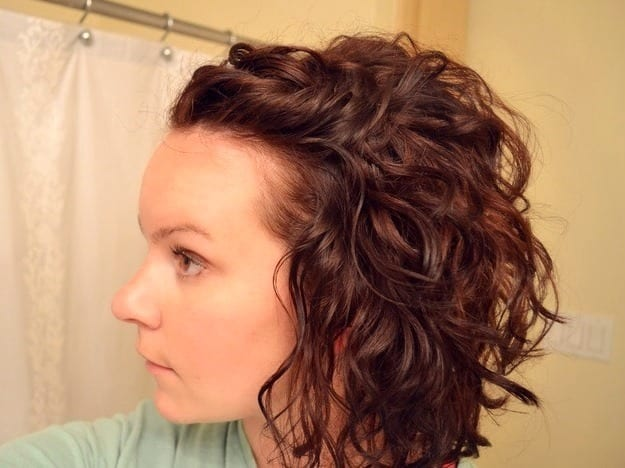 Фото причесок на короткие волосы диффузором
