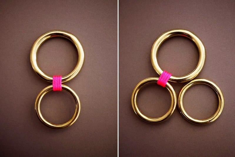 Кольцо своими руками детям 58