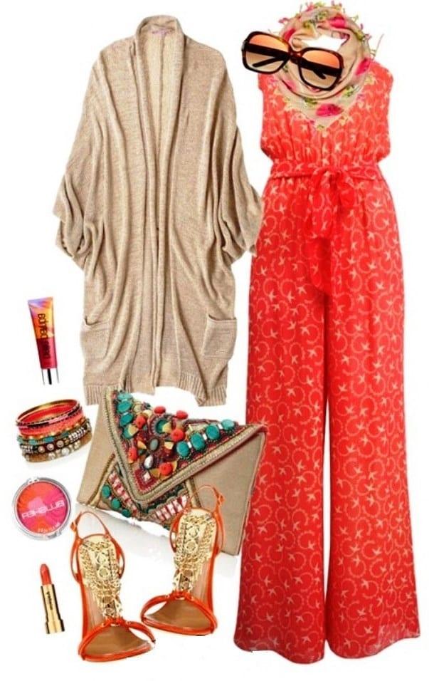 Одежда в ретро-стиле