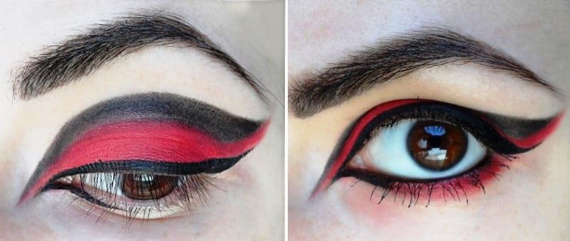 Как сделать макияж как у готовой