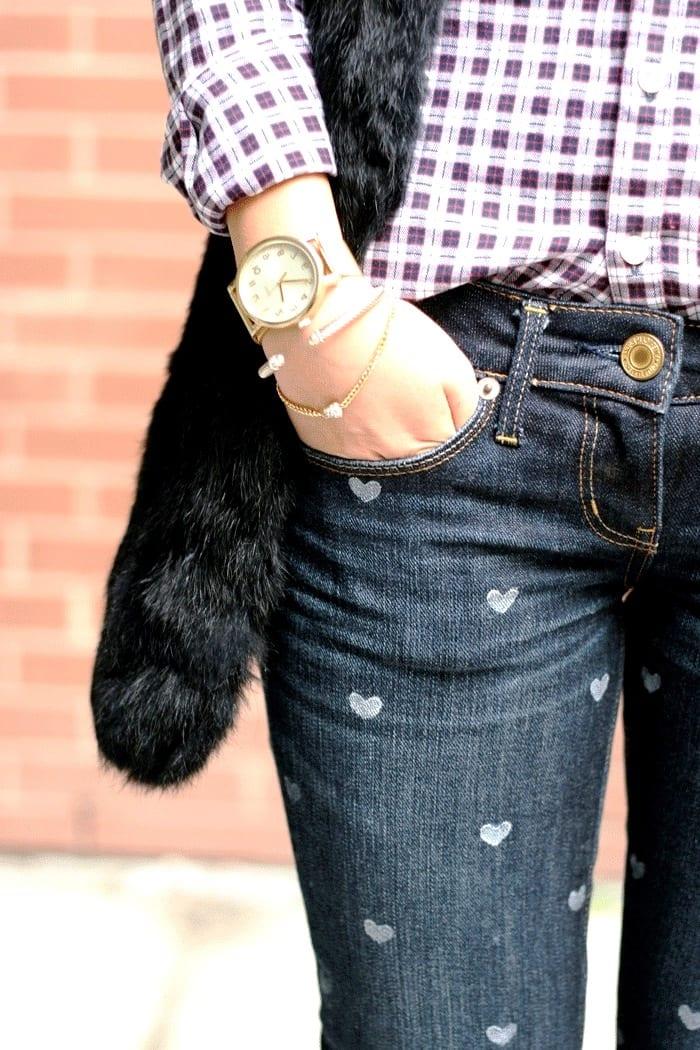 Милые джинсы