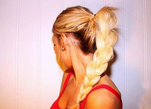 Как убрать волосы от лица