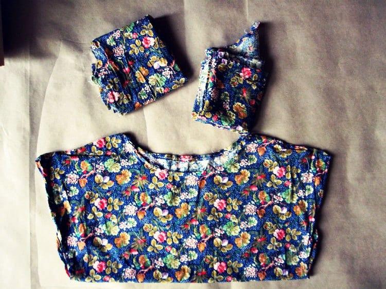 Легко сшить блузку без выкройки фото 451