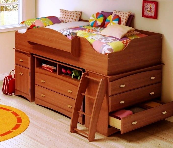 """Кровать """"два в одном"""""""