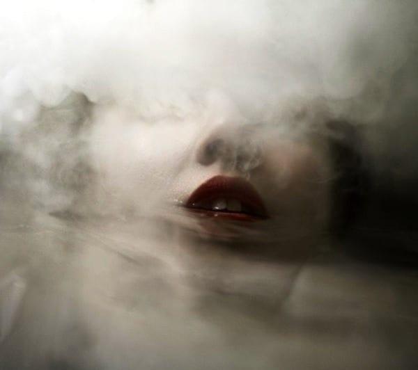 Вред курения для губ