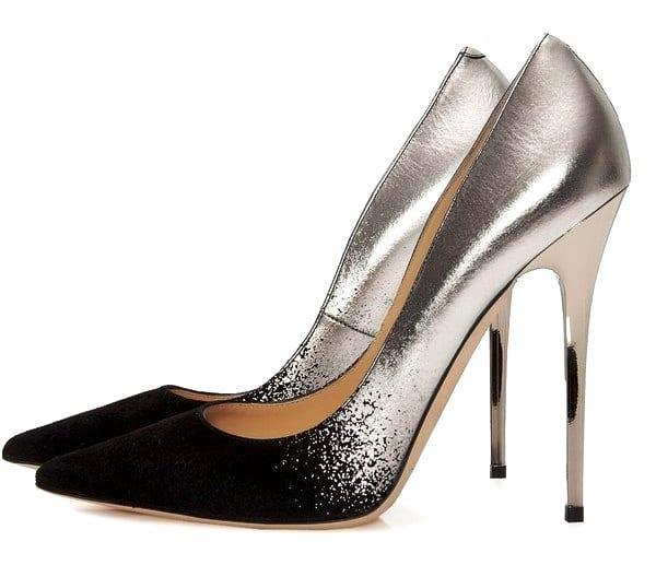 Туфли на каблуках шикарные