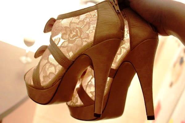 Легкие туфли