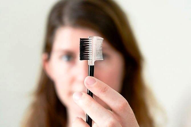 Как правильно выщипывать брови, Правильно выщипывать брови видео, фото