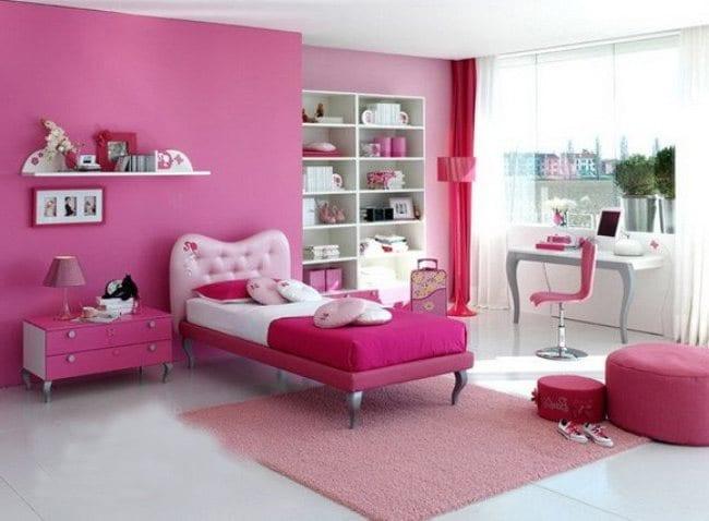 Фото комнаты для девочки своими руками