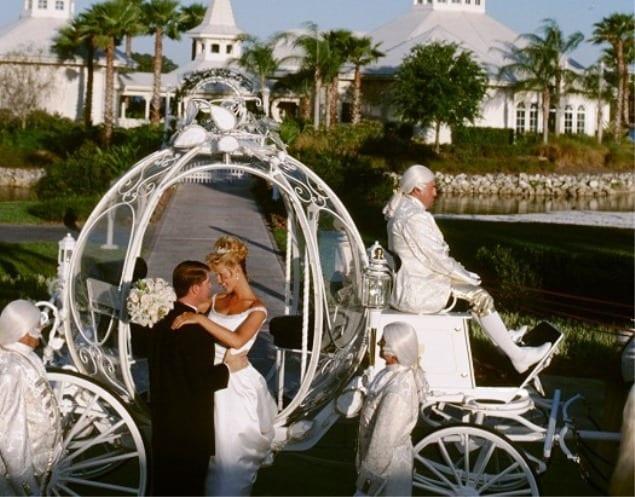 Свадьба в королевском стиле