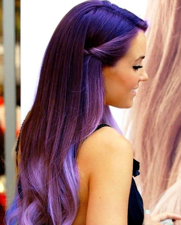 Яркие краски для волос | Краски для волос ярких цветов