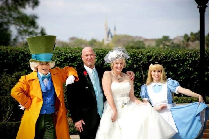 Сказочна свадьба