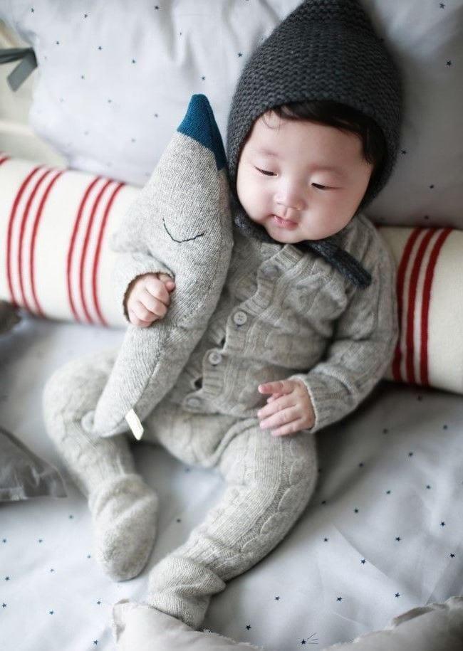 Одежки для малышей