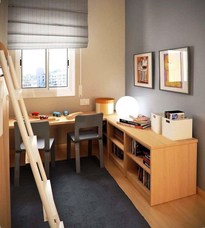 Комфортная комната для ребенка