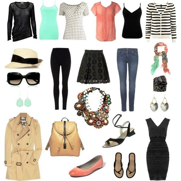 фото как сочетать одежду