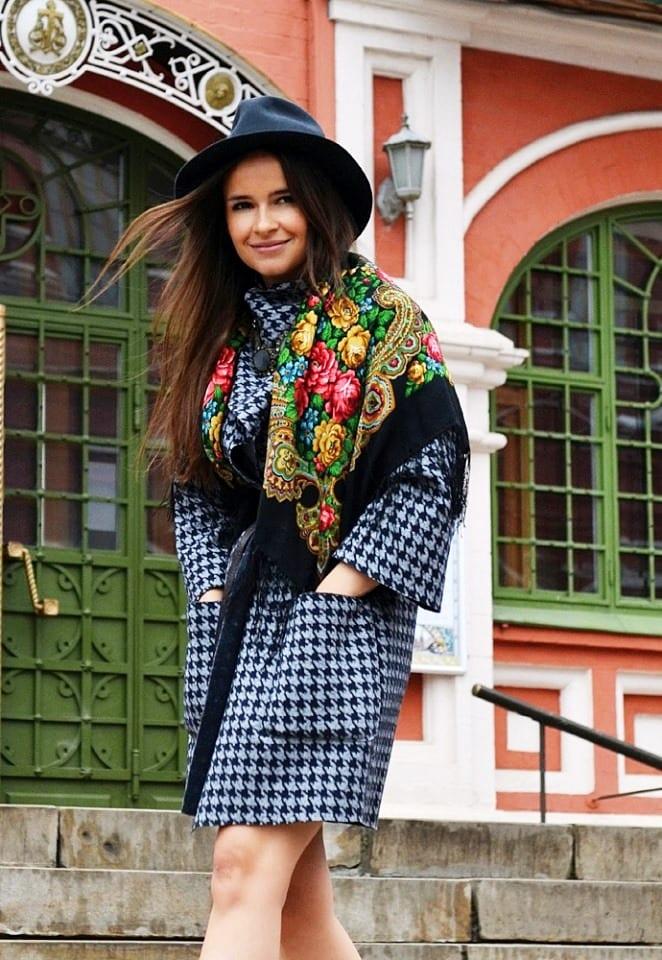 Мирослава Дума: уличный стиль