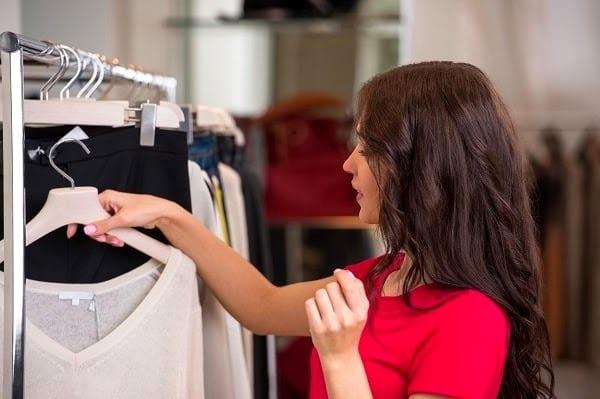 Зарубежные размеры одежды