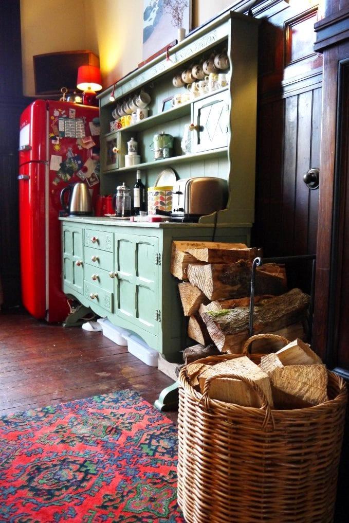 Деревенская кухня