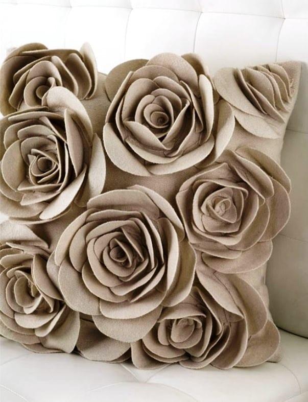 Декоративные подушки шьем