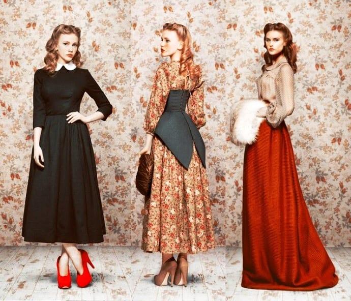 Красивые наряды для женщин