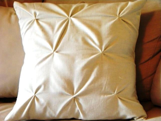 Из какой ткани сшить наволочку для подушки 5