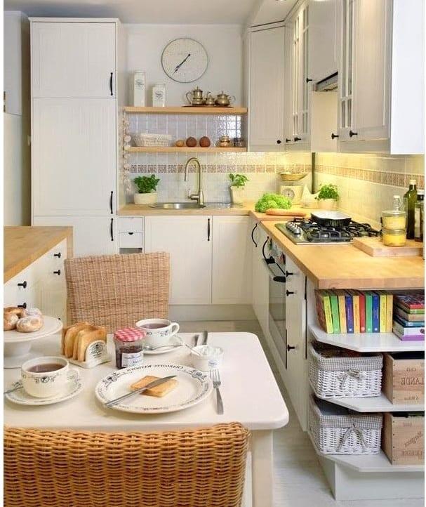 Как сделать кухню поуютней 850