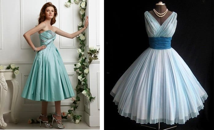 Платья в старинном стиле фото