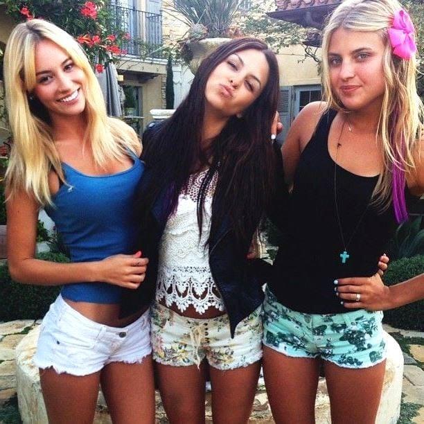 Стиль для молодых девушек