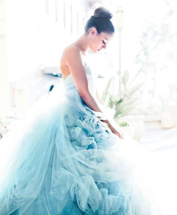 Романтичная невеста
