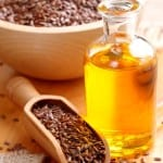 Льняное масло очень полезно для волос