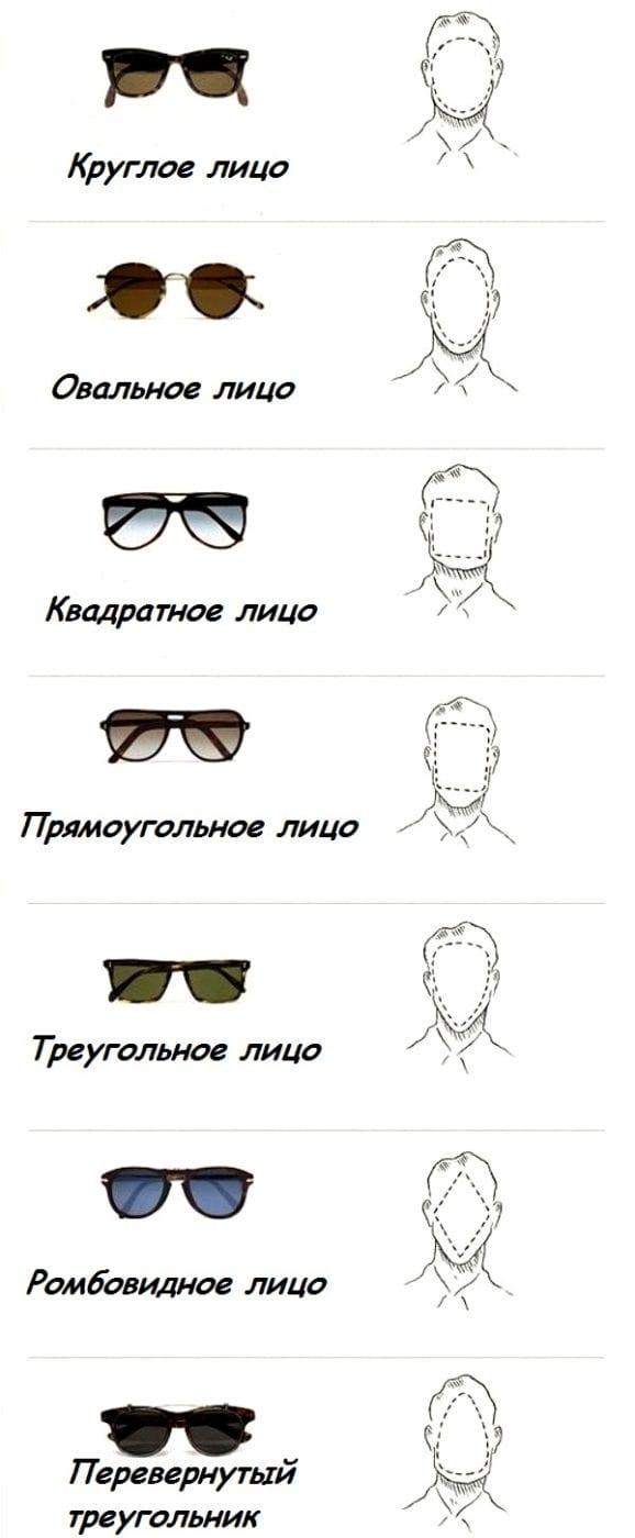 Очки для мужчины