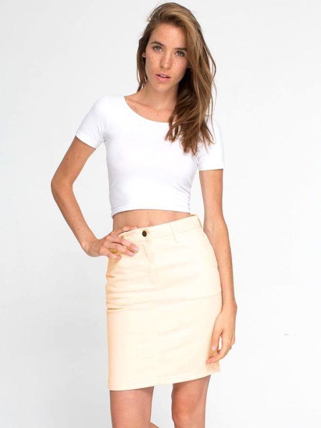 Подборка подглядываний под юбку