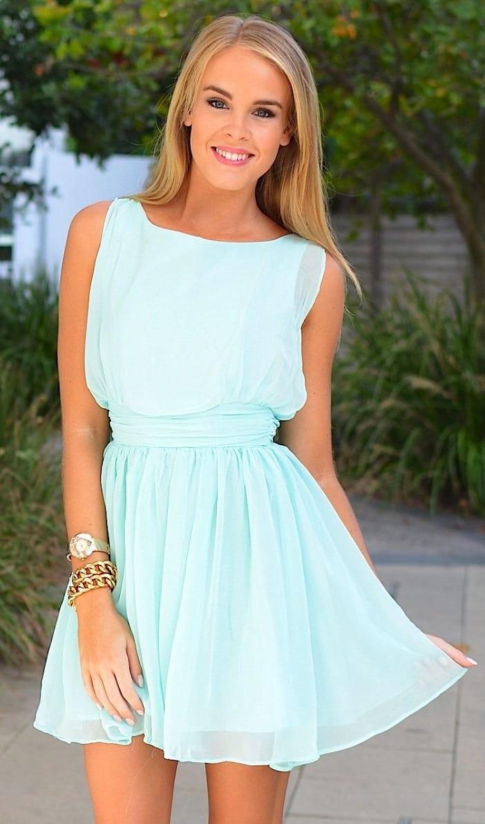 Платье легкое своими руками