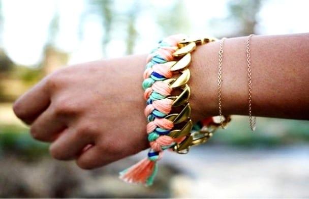 Значение цвета нитей для браслетов